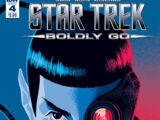 Boldly Go, Issue 4