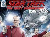 Star Trek: The Next Generation IDW 20/20