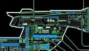 Main shuttlebay, Excelsior-class refit