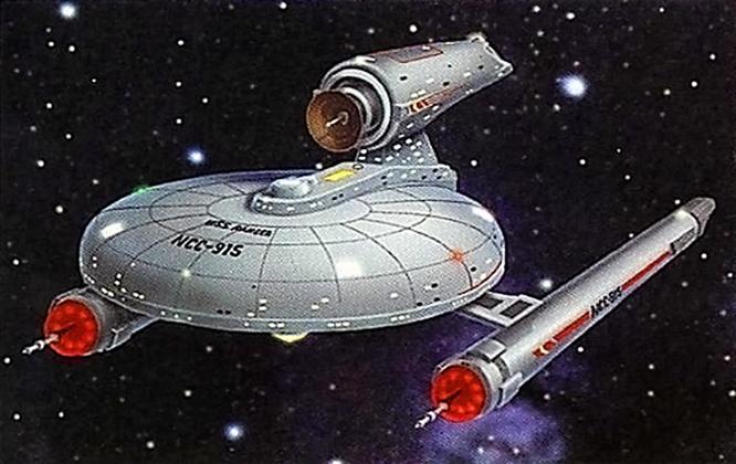 USS Ranger (NCC-315) | Memory Beta, non-canon Star Trek Wiki