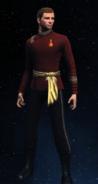 Imperial Starfleet operations uniform, 2280s