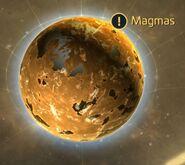 Magmas