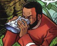 Terrell binoculars IDW Comics