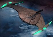 T'varo Romulan Type 2 Brown