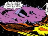 Bandit asteroid ship