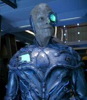 One, Borg drone