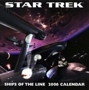 Ships of the Line 2006