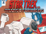 Star Trek vs. Transformers, Issue 2