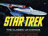 The Classic UK Comics, Volume 1