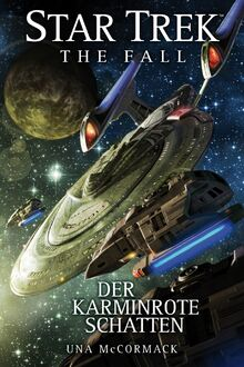 Star Trek The Fall The Crimson Shadow (German, Cross Cult)