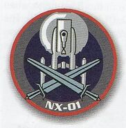 ISS Enterprise (NX-01) Patch