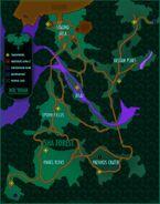 Map New Romulus
