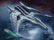 Dhael class Romulan Veteran