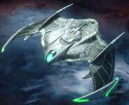 Kholhr Romulan Type 4
