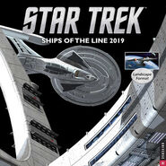 Ships of the Line 2019