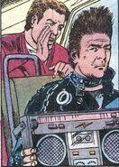 Punk DC Comics