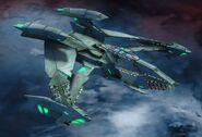 Hathos class Romulan Type 1