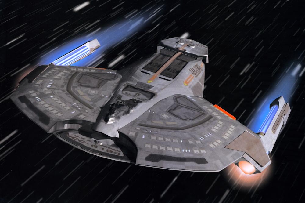 Saber Class Memory Beta Non Canon Star Trek Wiki