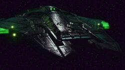 Vertian starship (22nd centuty)