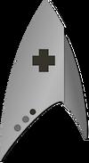 DIS med lt cmdr insignia