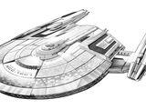 USS Clarke (NCC-1661)