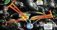 Enterprise vs 3 Klingons