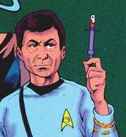 Starfleet hypospray 2260s DC Comics
