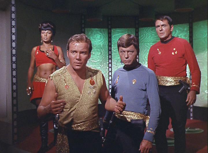 Mirror Universe Memory Beta Non Canon Star Trek Wiki