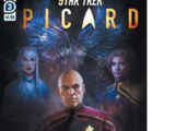 Picard: Countdown, Issue 3