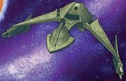 U'Jahl's ship