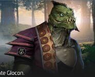 Glocon bounty hunter