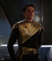 Imperial Starfleet captain's uniform, 2256