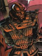 Krell 2273 Marvel Comics