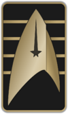 Shenzou discovery CDT 1st insignia