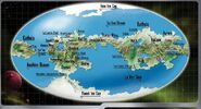 Andoria surface map