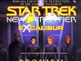 Excalibur (New Frontier)