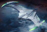 Malem Romulan Veteran