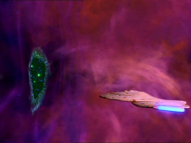 Voyager cloud