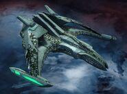 Dhael class Romulan Type 1