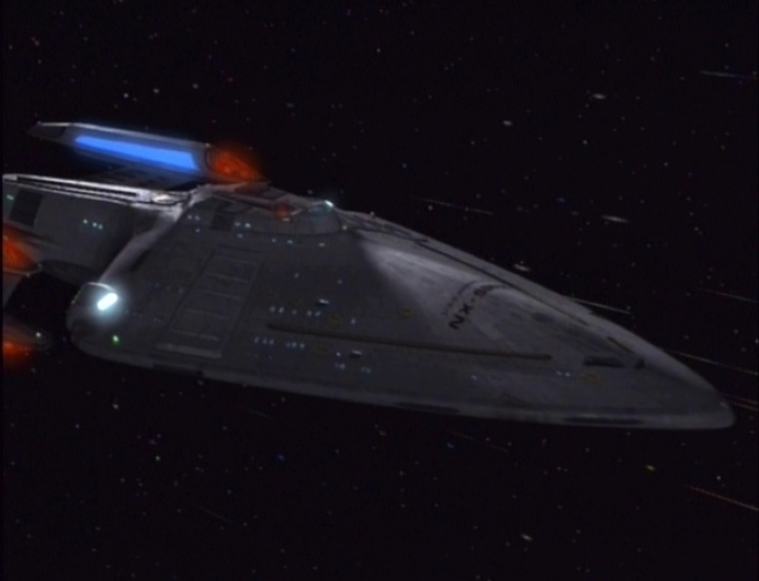 USS Prometheus (NX-59650)   Memory Beta, non-canon Star Trek