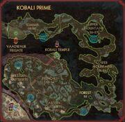 Kobali Prime Warzone