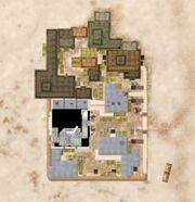 Paradise City map