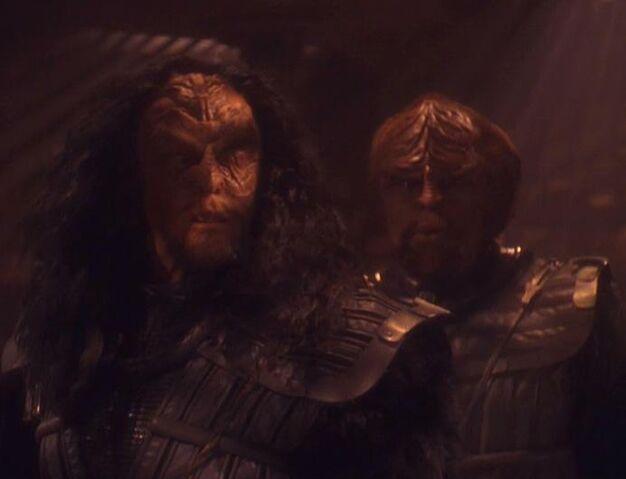 File:Martok and Worf aboard Rotarran.jpg