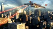 Enterprise over New York