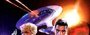 ExcalNew Frontier Turnaround issue 1