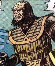 Torg DC Comics