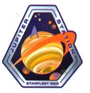 Jupiter Station patch