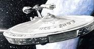 USS Stargazer orbits Tellerux IV