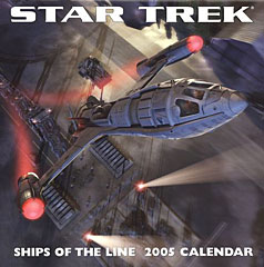 Ships of the Line 2005