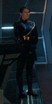 Imperial Starfleet skirt variant, 2256